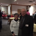 Deacon Bob and his lovely wife!